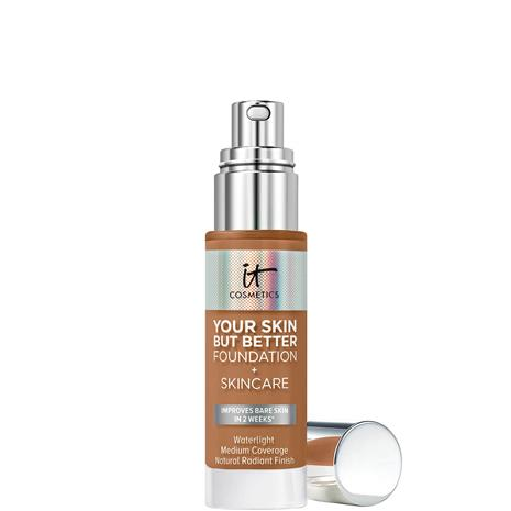 IT Cosmetics Your Skin But Better Foundation and Skincare 30ml (Various Shades) - 50 Rich Cool