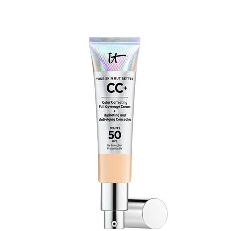IT Cosmetics Your Skin But Better CC+ Cream with SPF50 32ml (Various Shades) - Light Medium