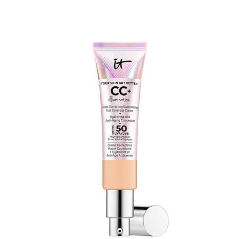 IT Cosmetics Your Skin But Better CC+ Illumination SPF50 32ml (Various Shades) - Medium