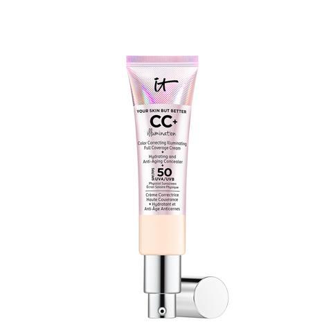 IT Cosmetics Your Skin But Better CC+ Illumination SPF50 32ml (Various Shades) - Fair-Light