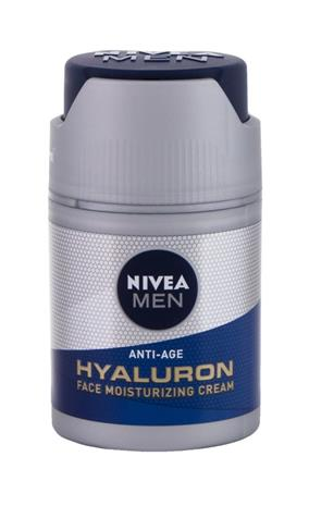 Nivea Men Hyaluron Anti-Age päivävoide miehelle 50 ml