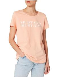 Mustang naisten T-paita ALINA, roosa L