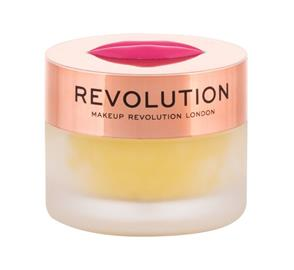 Makeup Revolution London Sugar Kiss Lip Scrub huulibalsami 15 g, Pineapple Crush
