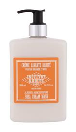 Institut Karite Shea Cream Wash Almond & Honey suihkuvoide 500 ml