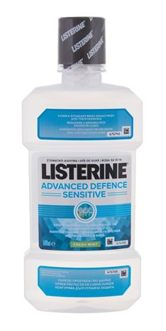 Listerine Mouthwash Advanced Defence Sensitive suuvesi 500 ml
