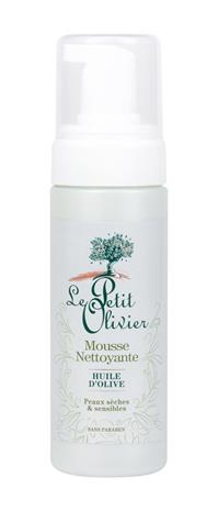 Le Petit Olivier Olive Oil puhdistusvaahto 150 ml
