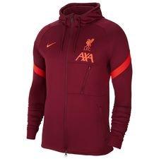 Liverpool F.C. Strike Men's Knit Football Tracksuit Jacket