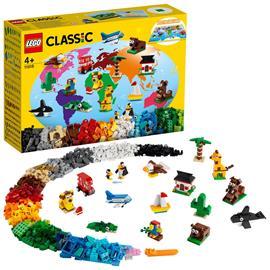 LEGO Classic - Around the World (11015)