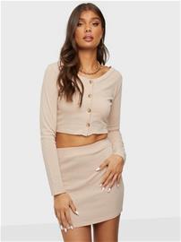Femme Luxe Top & Skirt Set