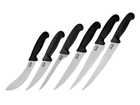 Samura Samura Butcher Set av 6 knivar