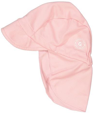 Geggamoja Aurinkohattu UV50+, Vaaleanpunainen, 4-10 kk