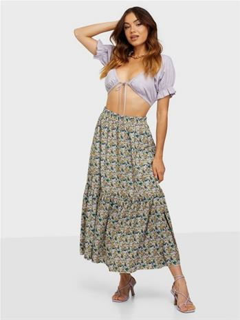 Jacqueline de Yong Jdymaggie Mia Long Hw Skirt Wvn