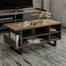 Sohvapöytä Leno 90x45x43 cm
