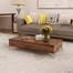 Sohvapöytä Delinda 121x60x30 cm