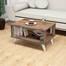 Sohvapöytä Nicol 70x50x40 cm
