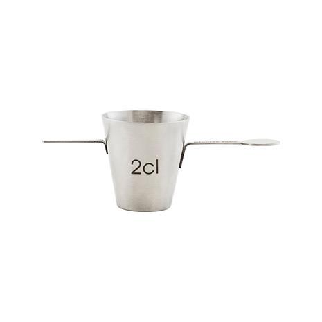 Nicolas Vahä© - Measuring Cup - 2 cl (111290111)