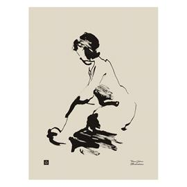 Teemu Järvi Illustrations Kaipuu juliste, 30 x 40 cm