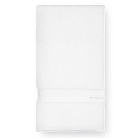 Calvin Klein Home Calvin Klein Home-Calvin Klein Tracy Bath Towel 76x142 cm, White