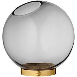 AYTM AYTM-Globe Vaasi ä˜30 cm, Musta / Messinkinen