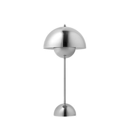 &Tradition &Tradition-Flowerpot VP3 Pöytävalaisin, Stainless steel