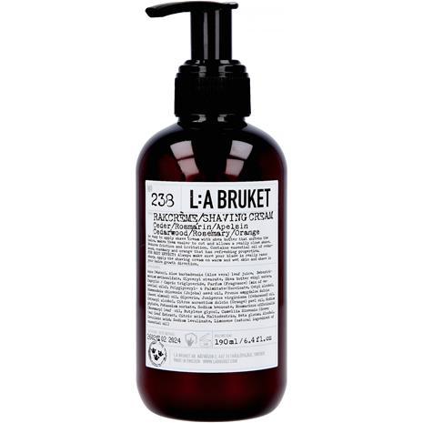 L:a Bruket L:a Bruket-Parranajovoide 190 ml, Cedar / Rosemary / Appelsiini