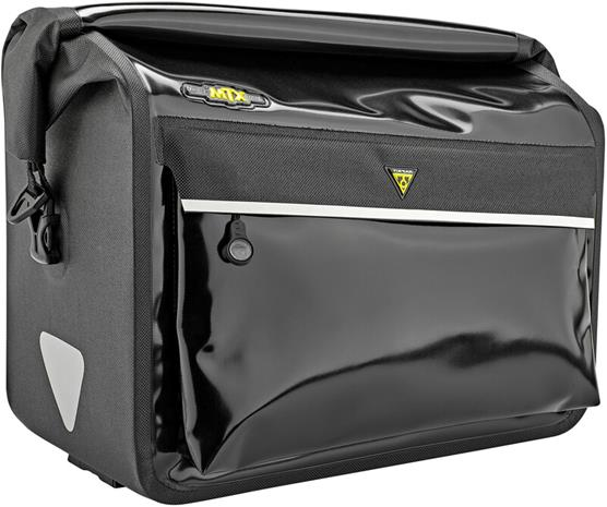 Topeak MTX Trunk DryBag Sivulaukku, musta
