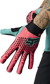 Fox Defend Gloves Women, vaaleanpunainen