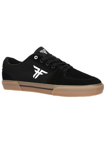Fallen Patriot Vulc Skate Shoes black / white / gum