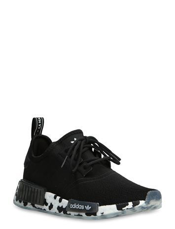 adidas Originals Nmd_r1 J Matalavartiset Sneakerit Tennarit Musta Adidas Originals CBLACK/FTWWHT/FTWWHT