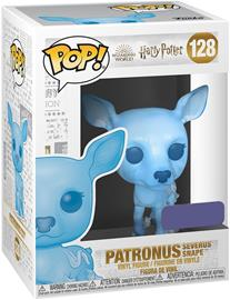 Harry Potter - Patronus Severus Snape Vinyl Figur 128 - Funko Pop! -figuuri - Unisex - multicolor