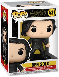 Star Wars - The Rise of the Skywalker - Ben Solo Vinyl Figur 431 - Funko Pop! -figuuri - Unisex - multicolor