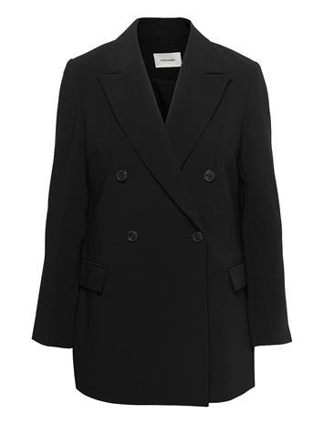 HOLZWEILER Stegastein Blazer Blazers Over D Blazers Musta HOLZWEILER BLACK