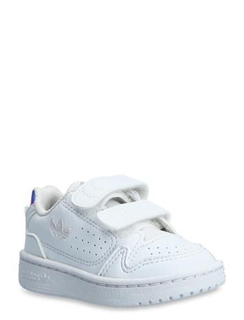adidas Originals Ny 90 Cf I Matalavartiset Sneakerit Tennarit Valkoinen Adidas Originals FTWWHT/FTWWHT/SUPCOL