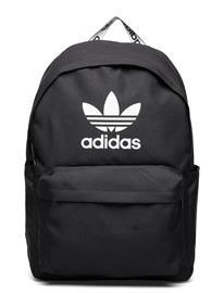 adidas Originals Adicolor Backpk Reppu Laukku Musta Adidas Originals BLACK/WHITE