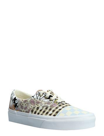 VANS Shoe Adult Unisex Numeric Wid Matalavartiset Sneakerit Tennarit Beige VANS (MEADOW PATCHWORK)MLTTRWT