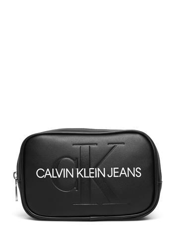 Calvin Klein Waistbag Bumbag Vyölaukku Laukku Musta Calvin Klein BLACK