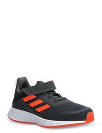 adidas Performance Duramo Sl C Matalavartiset Sneakerit Tennarit Sininen Adidas Performance GRESIX/SOLRED/CARBON