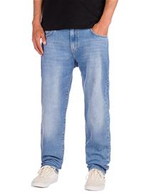 REELL Barfly Jeans light blue stone Miehet