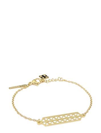 PIPOL'S BAZAAR Raila Bracelet Accessories Jewellery Bracelets Chain Bracelets Kulta PIPOL'S BAZAAR GOLD