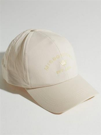 Missguided MG Logo Cap Cream