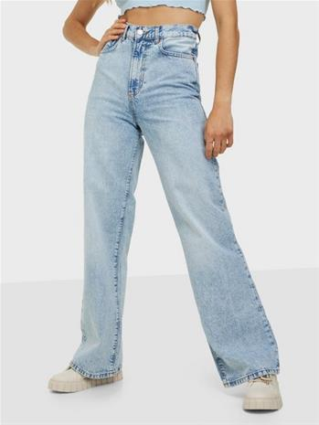 Vero Moda Vmrebecca Shr Reg Wide Jeans BA3170