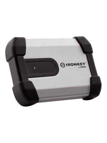 """Origin Storage IronKey Basic H350 (500 GB, 2,5"""", USB 3.0) MXKB1B500G5001FIPS-B, ulkoinen kovalevy"""