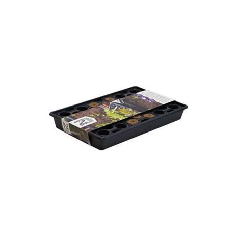 Nelson Garden Solid Taimikasvatuslaatikko 23x37 cm, reunoilla
