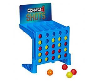 HASBRO GAMING game CONNECT 4 SHOTS, E3578127