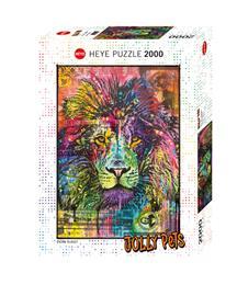 Heye Jolly Pets Lion's Heart 2000p palapeli