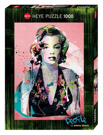 Heye People Marilyn 1000p palapeli