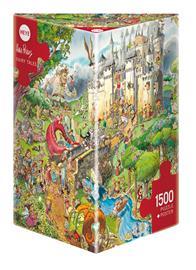 Heye Prades Fairy Tales 1500p palapeli