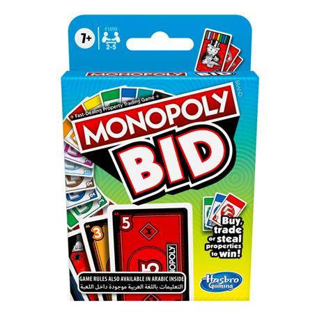 MONOPOLY BID korttipeli, F1699527