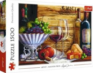 Trefl Puzzle 1 500 pieces In the vineyard