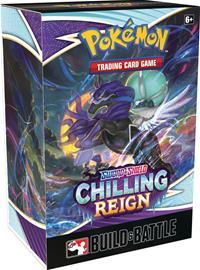 Pokemon SWSH6: Chilling Reign Prerelease / Build & Battle Pack